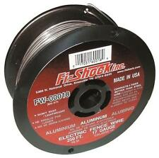 New Fi-Shock Fw-00018D 17Ga 250 Ft Aluminum Electric Fence Wire 6782627