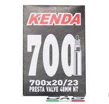 kenda Camera D'aria Bici da Corsa 700x20-23 valvola 48mm