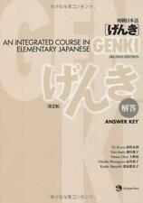 GENKI An Integrated Course in Elementary Japanese Answer Key Japanese Edition FS