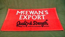 McEwan's Export Towel Unused