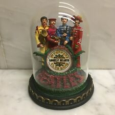 """New ListingThe Beatles - Franklin Mint """"Sgt. Peppers L/H/C/B"""" Ltd. Music Dome From 1997/8."""