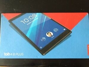 Lenovo Tab4 8 Plus Aurora Black 4GB+64GB LTE
