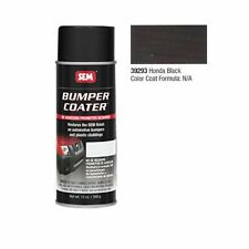 SEM 39293 Bumper Cladding Honda Black Aerosol Spray Paint