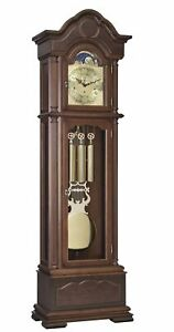 Grandfather clock walnut from Hermle HE 01093-031161 NEW