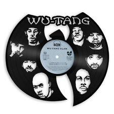 Wu Tang Vinyl Wall Art Music Bands Musicians Themed Souvenir Home Office Decor