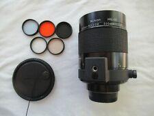 Nikon Nikkor Reflex 500mm f-8 Mirror Lens, Late Version 185828