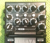 AMT Electronics SS-30 BULAVA 3-chan Overdrive distortion guitar preamp + charger