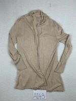 Philosphy - Women's - Beige - Duster - Cardigan - Size L