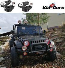 Kinderfahrzeug Jeep 45Watt Allrad SUV 2 Sitzer Kinderauto elektrisch Elektroauto