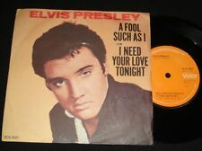 Elvis Presley Excellent (EX) Sleeve Vinyl Records