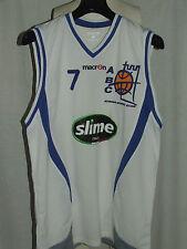 Shirt Maillot Tank Top Sport Basketball Albano n ° 7
