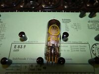 Röhre Valvo E83F Tube 13 mA Valve auf Funke W19 geprüft BL-1827