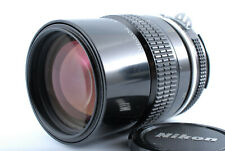 【EXC+5 】Nikon Nikkor Ai 135mm f/2.8 AI MF Telephoto Lens From Japan #589