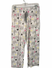 Disney Lightweight Women's Pajama Bottoms - Size Medium