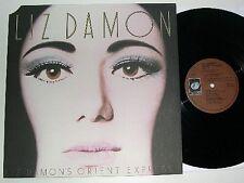 Liz Damon's - Orient Express Vol II - 1971 LP Liz Damon