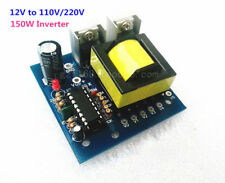 12V to 110V 220V DC-AC Converter 175V AC 150W Inverter Boost Transformer Board