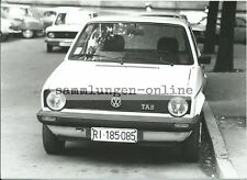 VOLKSWAGEN VW TAS Golf Italien Strasse Fotografie Automobil Auto Foto