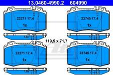 W222,V222,X222 ATE Bremsbeläge VA für MERCEDES S-KLASSE ,SL R231