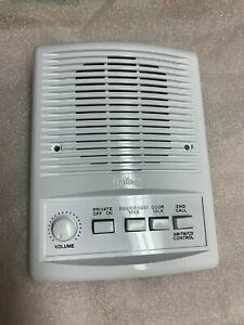 Nutone Intercom ISA-445 & IS-445 indoor speaker for IMA4406 IM4406 white biscuit