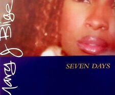 MARY J BLIGE - SEVEN DAYS - CD