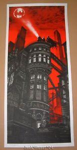 Tim Doyle Batman Gotham Police Department Art Print Signed Numbered