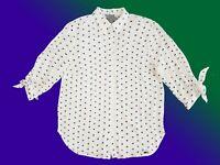 Bluse Tunika Damenbluse Gr. 48 XL Viskose  Z ONE
