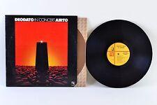 Deodato / Airto – In Concert  CTI 604