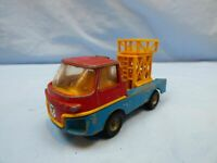 Vintage 1972 Corgi Qualitoys 704 Turbine Truck Series Tower Wagon Lorry Toy