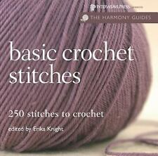 Harmony Guides: Basic Crochet Stitches The Harmony Guides