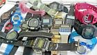 LOT 0F 22 VINTAGE LCD WATCHES - CASIO G SHOCK SEIKO TIMEX & MORE