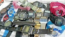 LOT 0F 21 VINTAGE LCD WATCHES - CASIO G SHOCK SEIKO TIMEX & MORE
