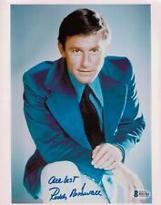 Roddy McDowall signed color 8x10 Beckett Authenticated