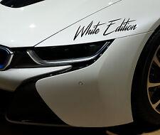 Aufkleber Sport Performance M White Edition JDM X Sports mind Tuning Limited