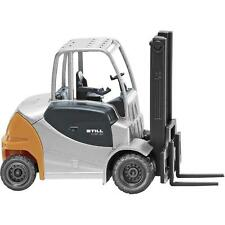 WIKING HO scale ~ STILL RX60 FORKLIFT ~ FULLY ASSEMBLED 1/87 scale model #066339