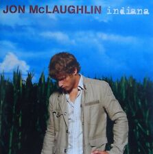 Jon McLaughlin - Indiana (CD 2007 Island) Pop/Rock - Near MINT