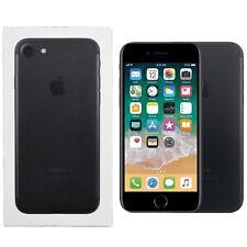 New Apple iPhone 7 A1660 32GB Black Verizon & GSM Unlocked CDMA+GSM ATT T-Mobile