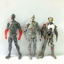 3pcs Marvel Avengers Legends Age of Ultron Heros ULTON Action Figure Boys Toys