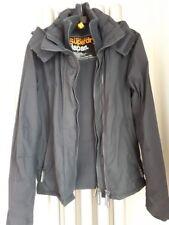 SuperDry Hooded Windcheater Men's Jacket Navy size Medium - hardly worn