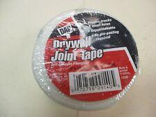 "DAP New Drywall 2""X180 ft Self-Adhesive Fiberglass Drywall Joint Tape"