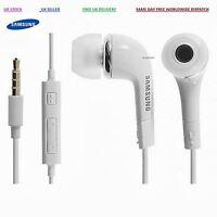 Genuine Samsung S3 Handsfree Headphones Earphones Earbud with Mic- EHS64AVFWE