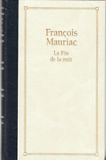 F. Mauriac - LA FIN DE LA NUIT - Grand Livre du Mois, relié