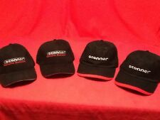 100% Cotton Black Baseball Caps One Size Fits All Advetiement