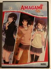 AMAGAMI SS: Collection 1 - MINT NEW SEALED DVDS!!