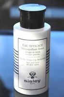 SISLEY Eau Efficace Gentle Makeup Remover Face abd Eyes All Skin Types 30ml New