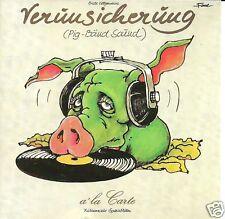 CD /  Erste Allgemeine Verunsicherung – A La Carte / AUSTRIA / RAR / LIEBELEI /