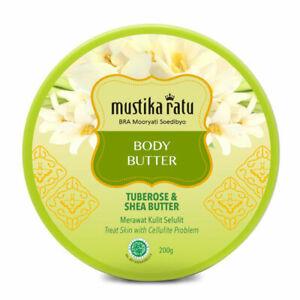 [MUSTIKA RATU] Agave Amica Red Algae Herbal Body Butter Stretchmark 200gr