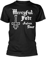 MERCYFUL FATE KING DIAMOND Satan Tour 1982 T-SHIRT OFFICIAL MERCHANDISE