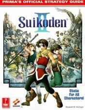 Suikoden II:  Prima's Official Strategy Guide by Hollinger, Elizabeth, Good Book