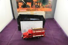 MATCHBOX COLLECTIBLES YFE04-M 1939 Bedford Pump and Hose Truck