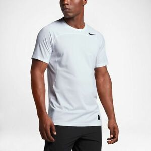 Nike Pro Hypercool Short Sleeve Fitted Top - men's large